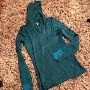 Athletic hoodie